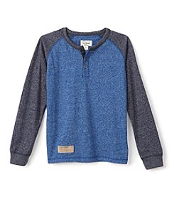 Lucky Brand® Boys' 4-7 Long Sleeve Henley