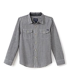 Lucky Brand® Boys' 4-7 Deer Lake Buttondown Shirt