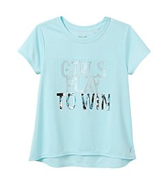 Exertek® Girls' 7-16 Girls Play To Win Tee