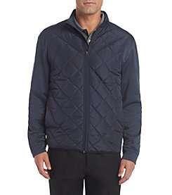 PGA TOUR® Men's Full Zip Quilted Jacket