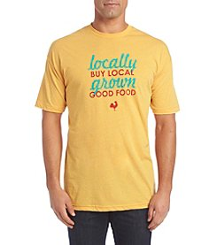 Locally Grown Clothing Co. Men's Buy Locally Grown Food Tee