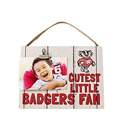 Kindred Hearts NCAA® Wisconsin Badgers Clip-It Frame