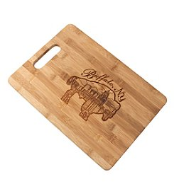 BFLO Buffalo Bamboo Cutting Board