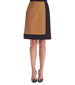 Nine West® Colorblock Skirt