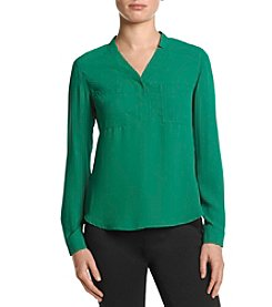 Nine West® Crepe Blouse