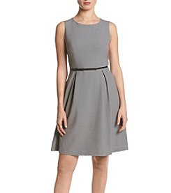 Nine West® Dress With Belt