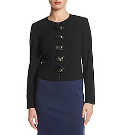 Nine West® Five Button Jacket
