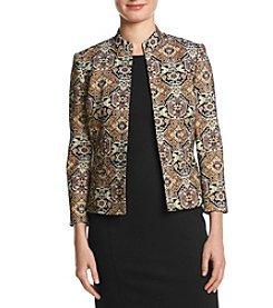 Kasper® Jacquard Jacket