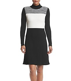 Calvin Klein Space Dye Sweater Dress