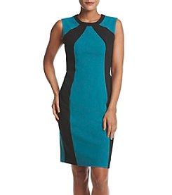 Nine West® Crossfront Line Dress