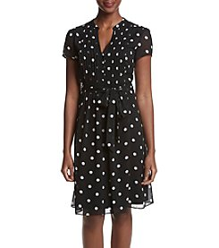 Prelude® Chiffon Dot Dress