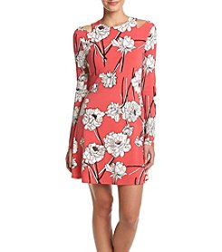Ivanka Trump® Floral T-Shirt Dress