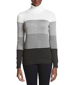 Calvin Klein Ombre Turtleneck