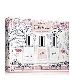 philosophy® Wishing You Grace & Love Coffret (A $54 Value)