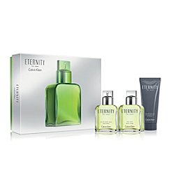 Calvin Klein ETERNITY for men Gift Set (A $153 Value)