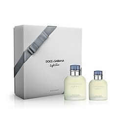 Dolce&Gabbana Light Blue Pour Homme Gift Set (A $142 Value)