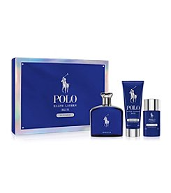Ralph Lauren Polo Blue Gift Set (A $140 Value)