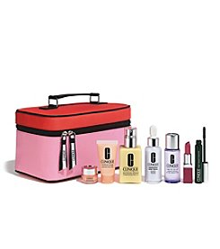 Clinique Ultimate Indulgence Gift Box $49.50 With Any Clinique Purchase Of $29.50 Or More (A $196 Value)