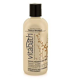 Vitabath® Heavenly Coconut Creme Trial & Travel Moisturizing Body Wash