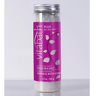 Vitabath® Plus For Dry Skin Bath Salts
