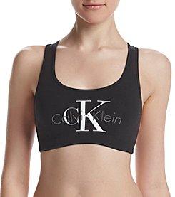 Calvin Klein Retro Calvin Lightly Lined Bralette