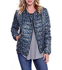 Skylar & Jade™ Floral Puffer Jacket