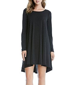 Karen Kane® Dot Maggie Dress