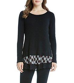 Karen Kane® Layered Look Sweater