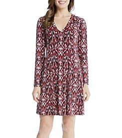 Karen Kane® Fit And Flutter Dress
