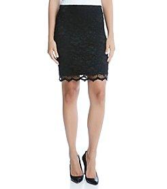 Karen Kane® Lace Skirt