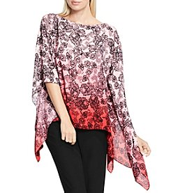 Vince Camuto® Festive Lace Poncho