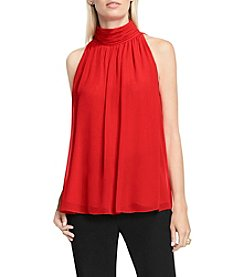 Vince Camuto® Shirred Neck Top