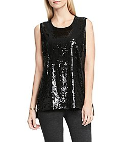 Vince Camuto® Sequin Top