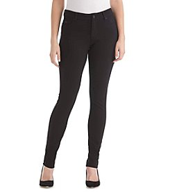 Nine West Jeans® Mid Rise Skinny Ponte Jean
