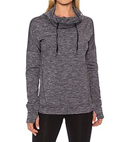 Betsey Johnson® Performance Spacedye Pullover