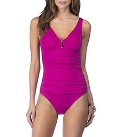 Lauren Ralph Lauren® Beach Ring One Piece