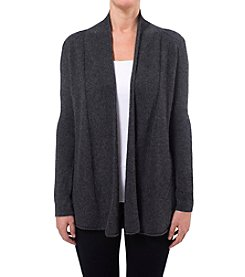 Premise Cashmere® Pleated Cardigan