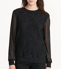 Lauren Ralph Lauren® Long Sleeve Shirt