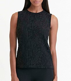 Lauren Ralph Lauren® Sleeveless Knit Top