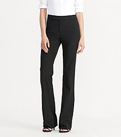 Lauren® Straight Pants