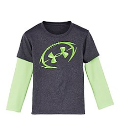 Under Armour® Boys' 4-7 Layered Prove It Tee
