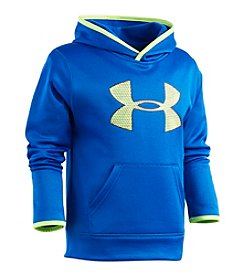 Under Armour® Boys' 4-7 Highlight Big Logo Hoodie