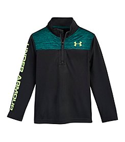 Under Armour® Boys' 2T-7 1/4-Zip Tech Pullover