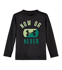 Under Armour® Boys' 2T-7 Now Or Never Tee