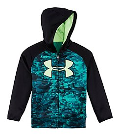 Under Armour® Boys' 2T-7 Full-Zip Digi Hoodie