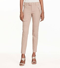 Lauren Ralph Lauren® Petites' Stretch Cotton Cargo Pant