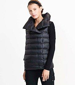 Lauren Ralph Lauren® Petites' Funnel Neck Vest
