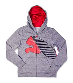 PUMA® Boys' 8-20 Biggest Cat Full-Zip Hoodie