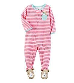 Carter's® Girls' 12M-4T One Piece Puppy Pocket Sleeper