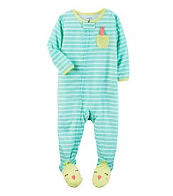 Carter's® Girls' 12M-4T One Piece Parrot Pocket Sleeper